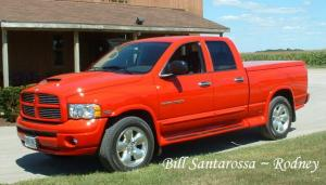 Customized Dodge